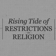 Rising Tide of Restrictions on Religion copy